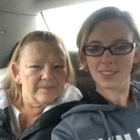 Me and Mama Brown Selfie