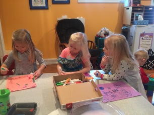 Little Artsy Friends