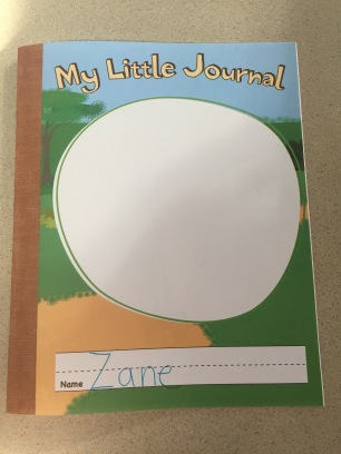 January Journal Front