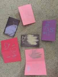 Valentines with Chalk