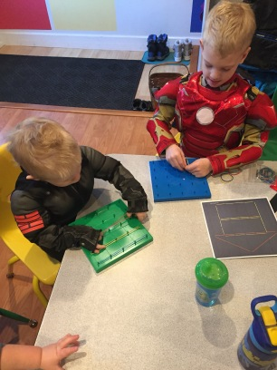 GeoBoards/GeoBands